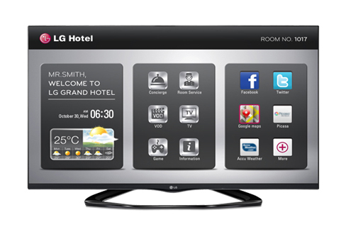 Lg tv hotel mode unlock