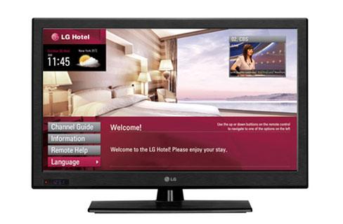 LG Hotel Television LT660H