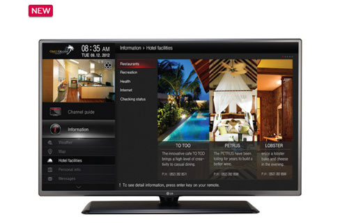 LG Hotel Television LY560H